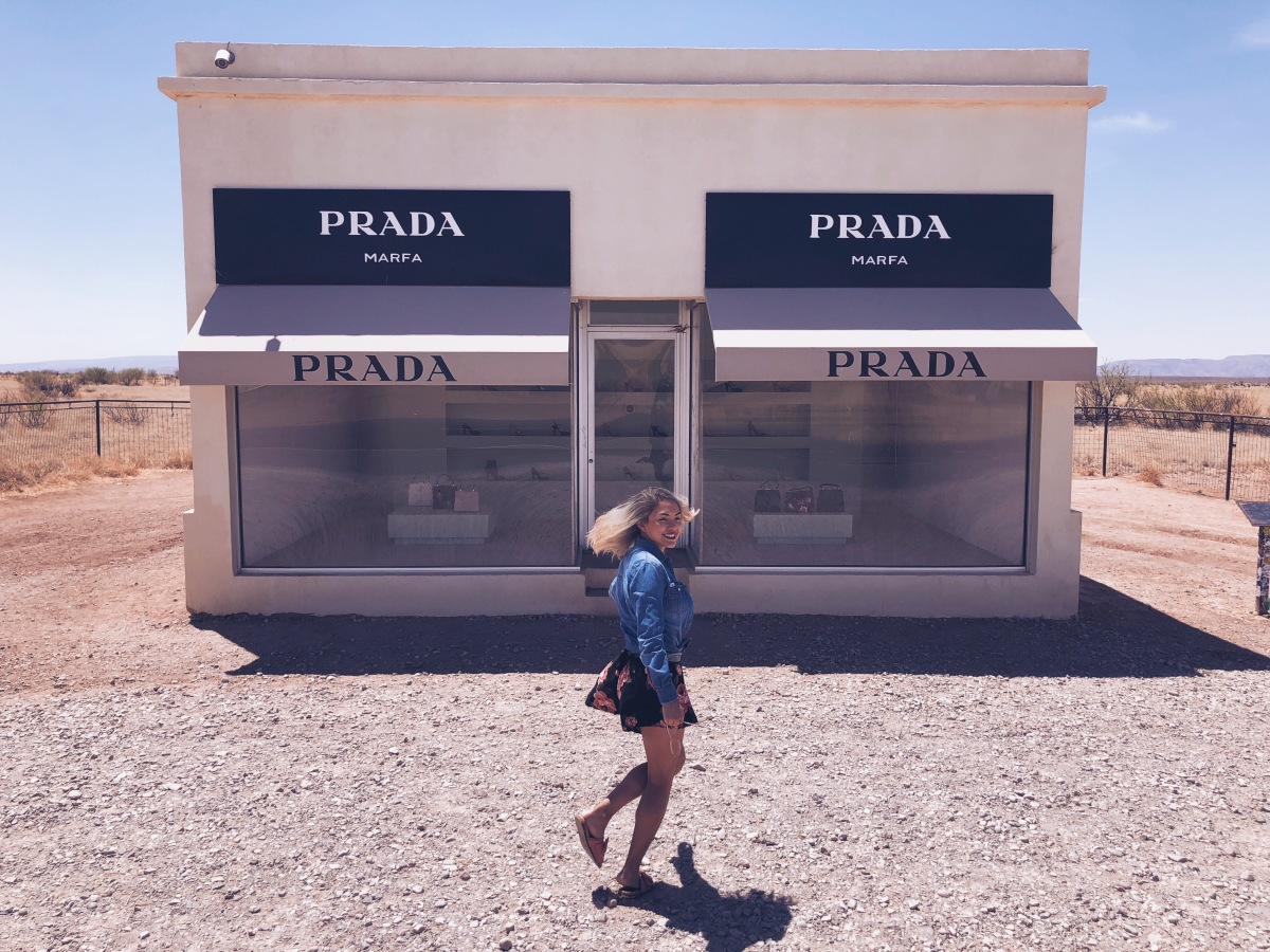 The Desert Wears Prada- Marfa, Texas